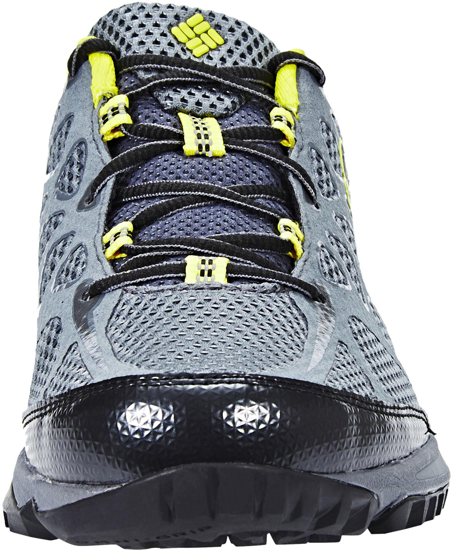8b5b802b599c9 Columbia Conspiracy Titanium Outdry Shoes Men grey at Addnature.co.uk